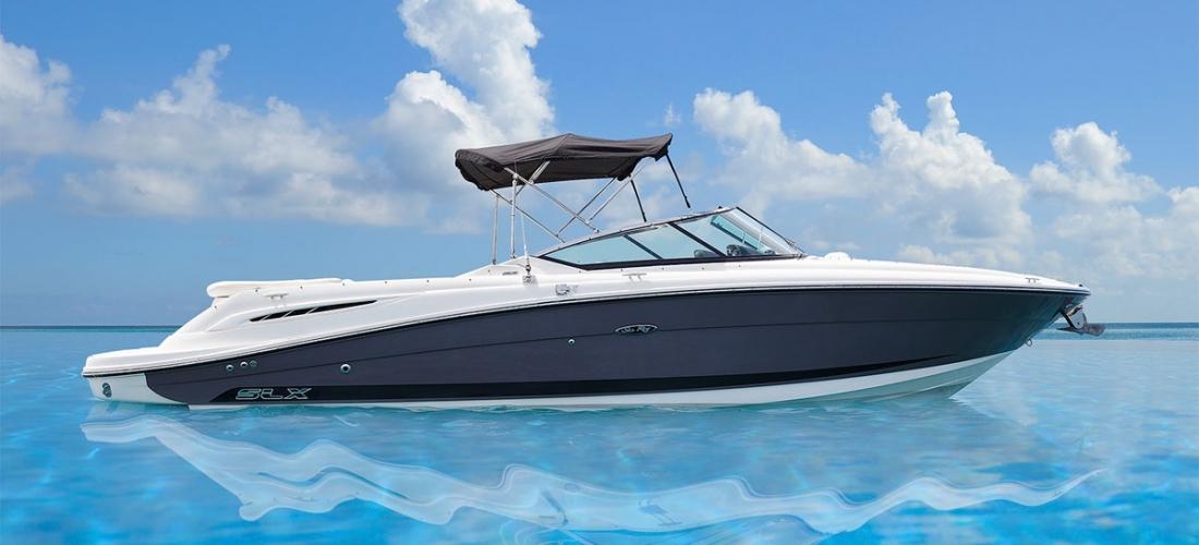 Sea Ray 270 SLX DSC