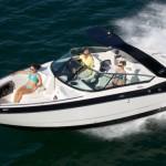 new monterey 268 ibiza boat rental 7
